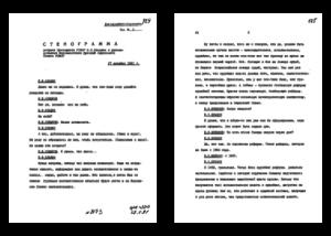 Ельцин Б.Н. Стенограмма встречи Президента РФ Б.Н. Ельцина с руководителями парламентских фракций Верховного Совета РСФСР