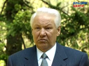 Интервью президента РФ Бориса Ельцина журналисту, председателю ВГТРК Николаю Сванидзе. Часть 1 (2)