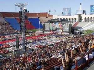 Специальные Олимпийские игры в Лос-Анжелесе 25 июля - 2 августа 2015 года