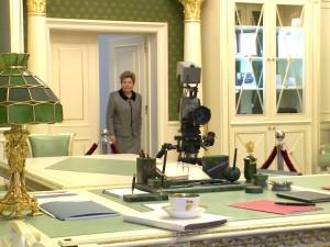 Наина Ельцина впервые в Музее Бориса Ельцина