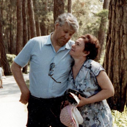 Борис Ельцин: недописанный портрет