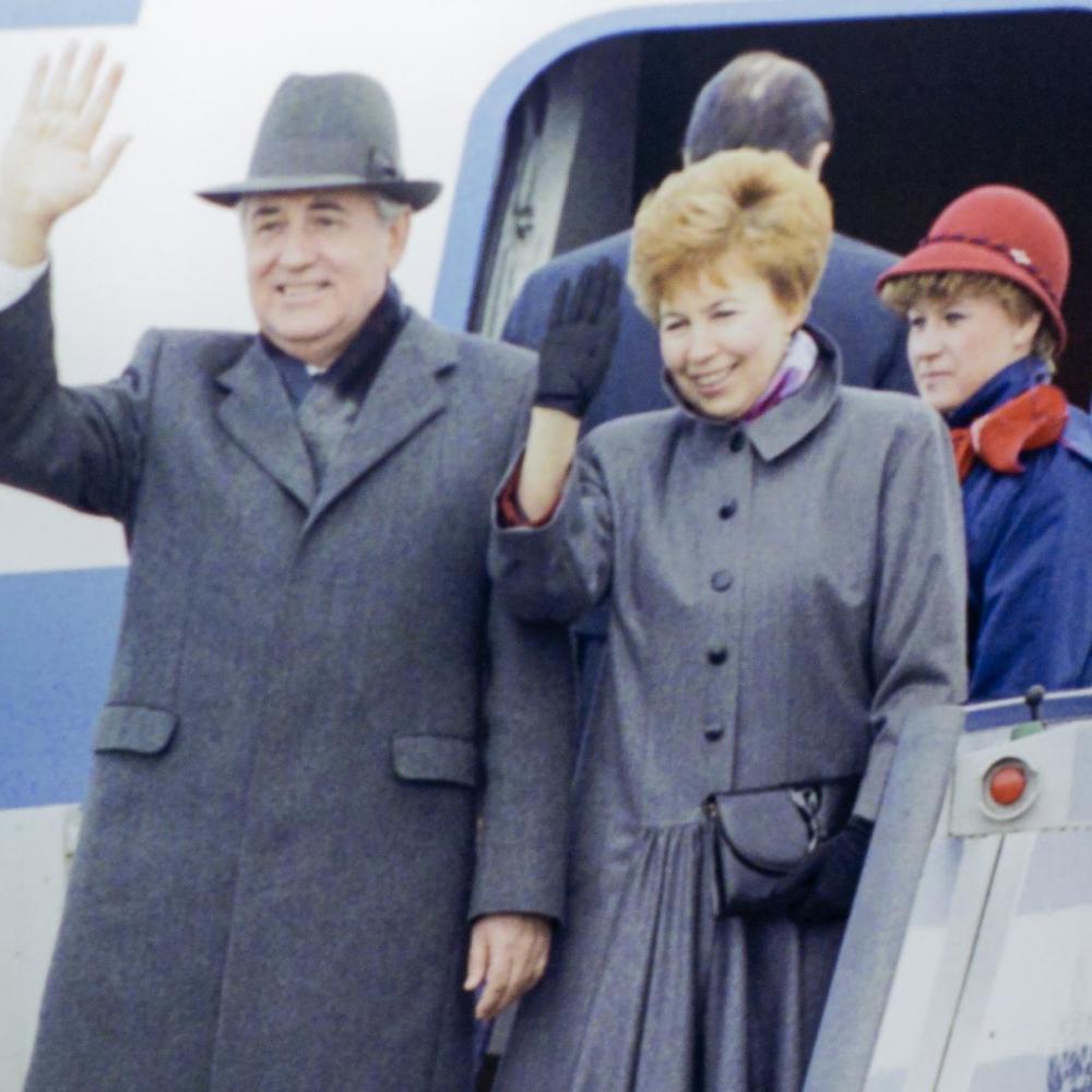 Раиса Горбачёва: жена политика и «жена-политик»