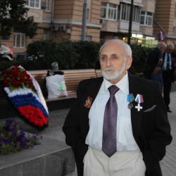 В Москве вспоминали защитников свободной России