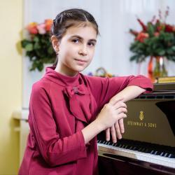 Концерт Александры Довгань (фортепиано)