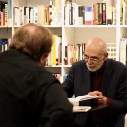 «Библионочь» в Ельцин Центре: «Читаем кино!»
