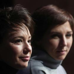 Чулпан Хаматова и Катерина Гордеева — о Фонде «Подари жизнь»