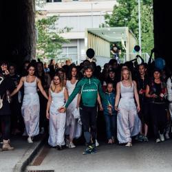 Фестиваль уличных театров «Лица улиц»