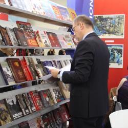 Россия и Ельцин Центр  на книжной ярмарке в Лондоне