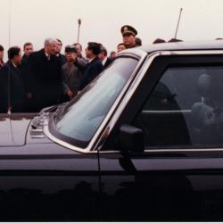 Интервью с личным водителем президента Игорем Васильевым