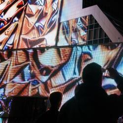 «Луч»: новое аудиовизуальное искусство