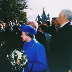 Полная версия: визит Елизаветы II