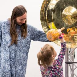 Новый спектакль для детей о природе звука