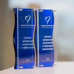 Ельцин Центр награждён за программу лояльности