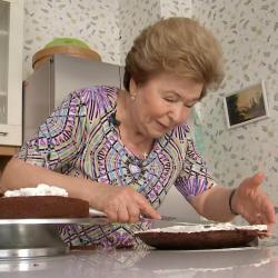 С праздником! Рецепт от Наины Ельциной