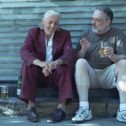 Разговоры за баром с Шуманном. Eat Film Festival
