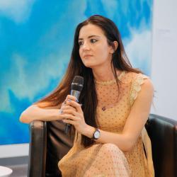 Алиса Ганиева: «В литературе поколения 90-х я не вижу»