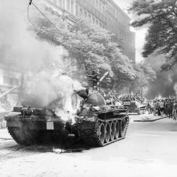 Либор Свобода. События 1968 и 1969 годов в Чехословакии