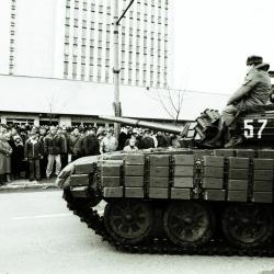 Фотовыставка: «Танки не взяли Вильнюс»