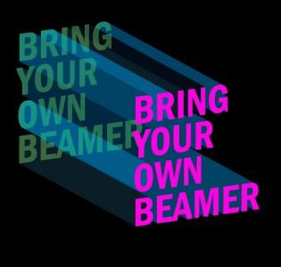 Однодневная выставка «Bring Your Own Beamer»