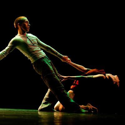 Вечер одноактных спектаклей современного танца