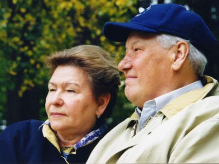 К 85-летию Наины Ельциной