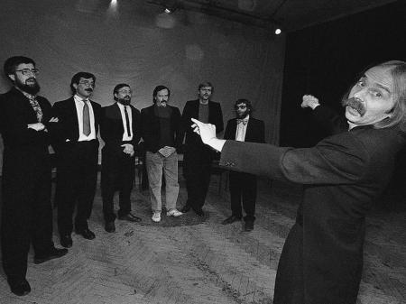 Поэтический вечер «Альманах–2017»