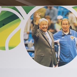 Кубок Ельцина по теннису: все золото вновь остается в России