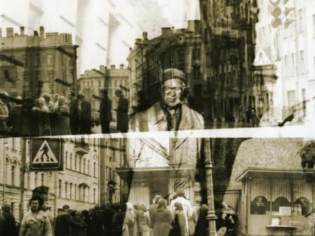 Неформальная фотография Ленинграда: только реальность