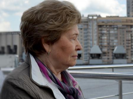 Наина Ельцина получила звание «Дочь России»