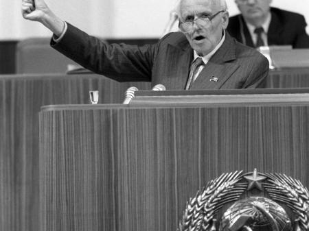 Андрею Сахарову исполнилось бы 95