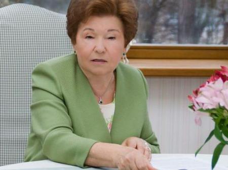 Наина Ельцина: «Быть президентом — это ноша, непосильная для человека»