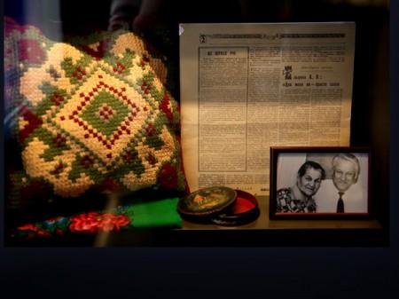 Президентский минимум. Экспонаты из Музея Бориса Ельцина
