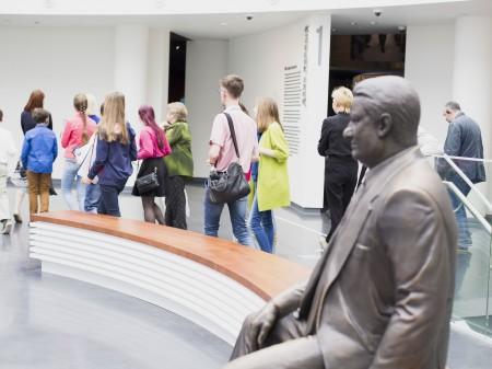 День России: 5 тысяч гостей в Ельцин Центре